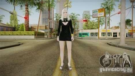 Kesha Skin для GTA San Andreas второй скриншот