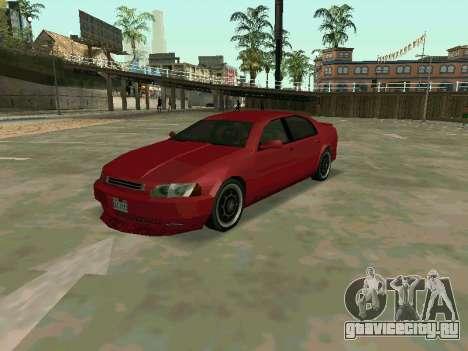 GTA LCS Forelli ExSess для GTA San Andreas