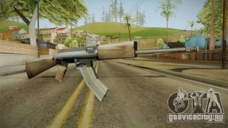 Driver PL - AK-47 для GTA San Andreas