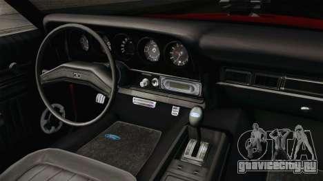 Ford Gran Torino 1975 v2 для GTA San Andreas вид сбоку