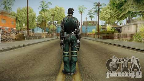 Punisher Omega Skin для GTA San Andreas третий скриншот