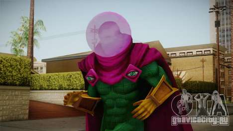 Marvel Future Fight - Mysterio для GTA San Andreas