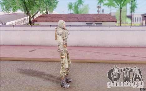 Серый из S.T.A.L.K.E.R для GTA San Andreas