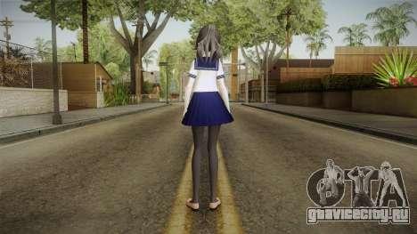 Yandere Simulator - Ayano Aishi Skin для GTA San Andreas третий скриншот