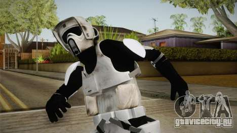 Star Wars Battlefront 3 - Scouttrooper DICE для GTA San Andreas