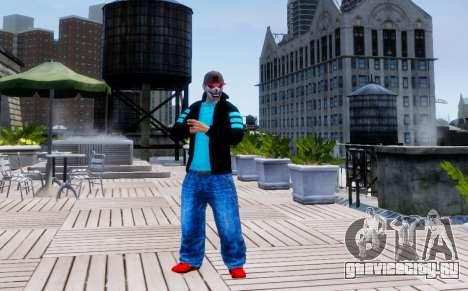 Пак Одежды (Exclusive) для GTA 4 четвёртый скриншот