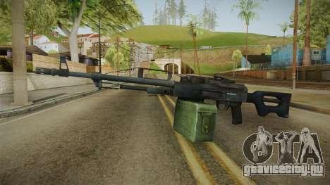 Battlefield 4 - PKP Light Machine Gun для GTA San Andreas второй скриншот