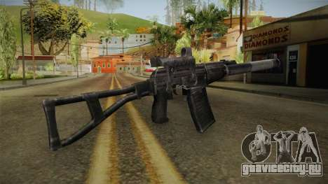 АС-Вал для GTA San Andreas третий скриншот