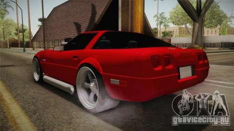 Chevrolet Corvette C4 1994 для GTA San Andreas