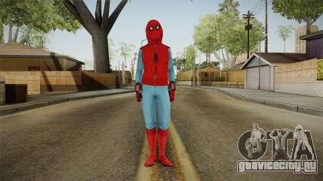 Spiderman Homecoming Skin v3 для GTA San Andreas