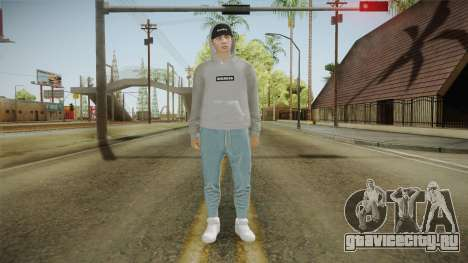 Skin Random (Outfit Import Export) для GTA San Andreas второй скриншот
