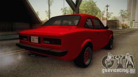 GTA 5 - Vapid Retinue для GTA San Andreas