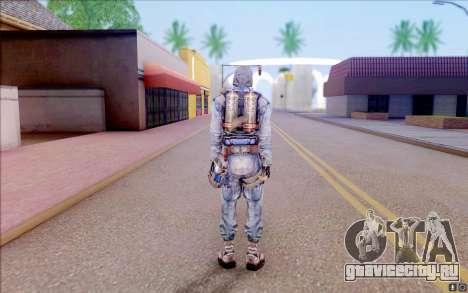 Волкодав из S.T.A.L.K.E.R для GTA San Andreas четвёртый скриншот