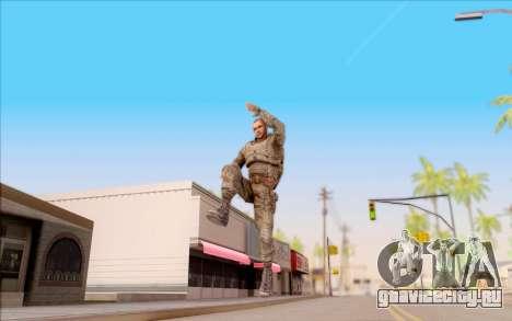 Крот из S.T.A.L.K.E.R. для GTA San Andreas шестой скриншот