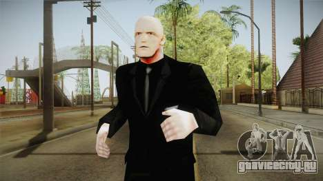 Kazim Carman Skin для GTA San Andreas