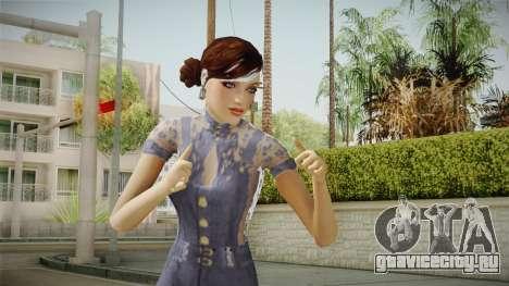 Jemma Skin для GTA San Andreas