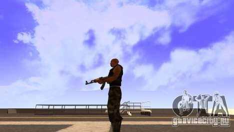Визуализация Бронежилета для GTA San Andreas третий скриншот