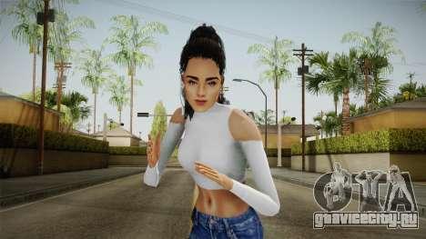 Consuela Modern Skin для GTA San Andreas