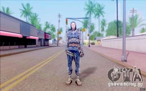Волкодав из S.T.A.L.K.E.R для GTA San Andreas второй скриншот