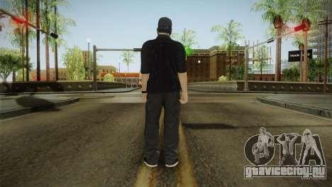 GTA 5 Online Smuggler DLC Skin 1 для GTA San Andreas