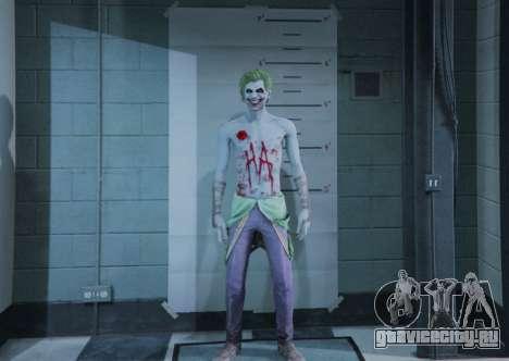 Joker from Injustice 2 для GTA 5 пятый скриншот