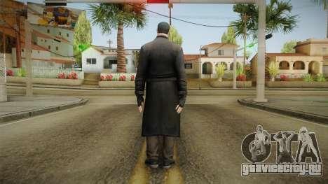 Marvel Heroes - Punisher Overcoat для GTA San Andreas третий скриншот