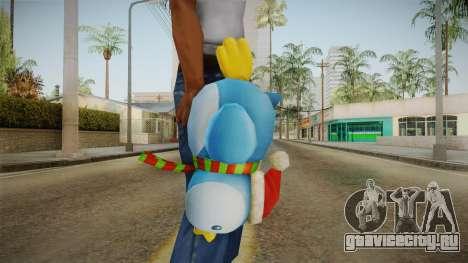 SFPH Playpark - Christmas Penguin Toy для GTA San Andreas