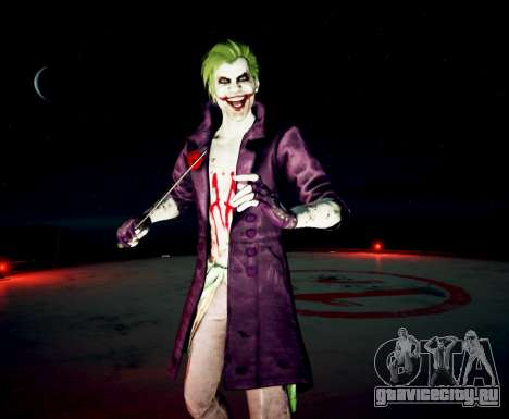 Joker from Injustice 2 для GTA 5
