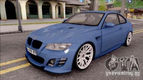BMW M3 E92 Hamann Tuning для GTA San Andreas