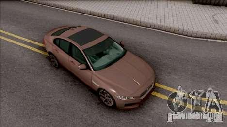 Jaguar XE-S 2015 для GTA San Andreas