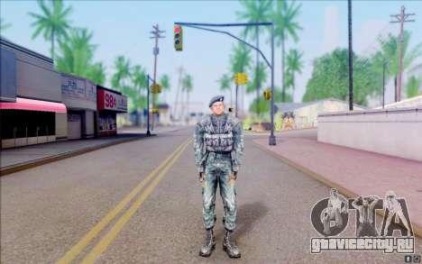 Полковник Коппер из S.T.A.L.K.E.R для GTA San Andreas