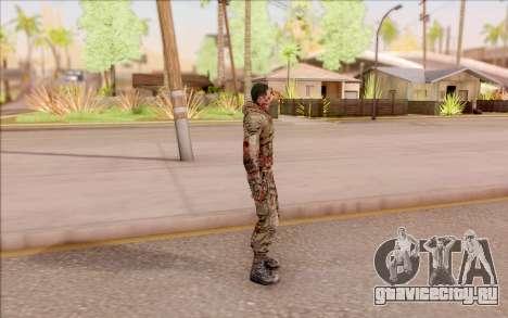 Зомби Дегтярёв из S.T.A.L.K.E.R. для GTA San Andreas третий скриншот