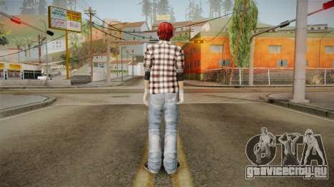 Dead Or Alive 5 - Mila для GTA San Andreas третий скриншот