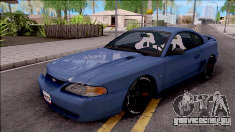 Ford Mustang 1997 Sport для GTA San Andreas