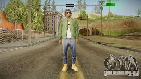 Smuggler Run DLC Skin 1 для GTA San Andreas второй скриншот