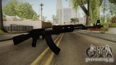 Black AK-47 для GTA San Andreas