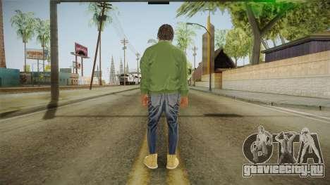 Smuggler Run DLC Skin 1 для GTA San Andreas третий скриншот