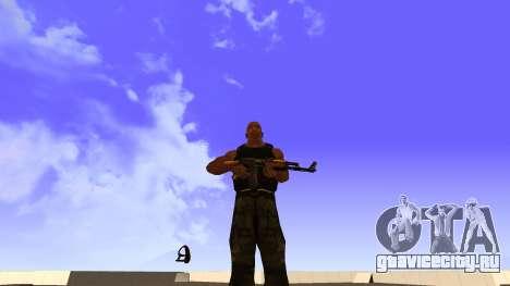 Визуализация Бронежилета для GTA San Andreas второй скриншот