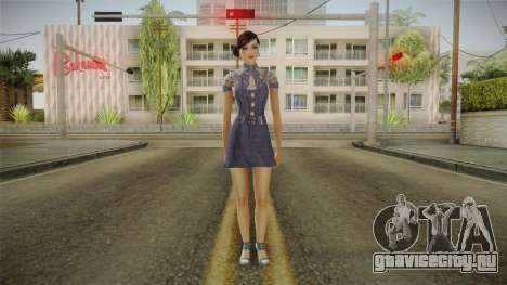 Jemma Skin для GTA San Andreas второй скриншот