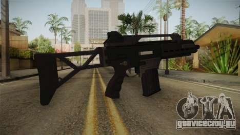 TF2 Special Carbine для GTA San Andreas третий скриншот