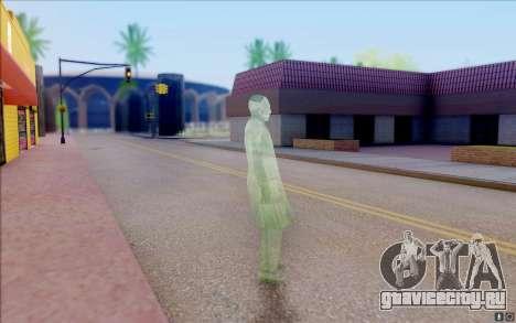 Представитель О-Сознания из S.T.A.L.K.E.R для GTA San Andreas третий скриншот