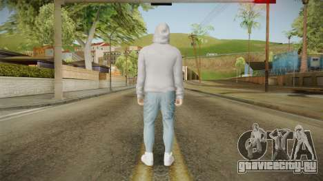 Skin Random (Outfit Import Export) для GTA San Andreas третий скриншот