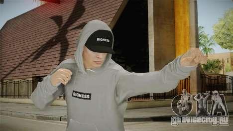 Skin Random (Outfit Import Export) для GTA San Andreas