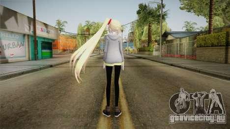 Hoodie Neru Akita Skin для GTA San Andreas