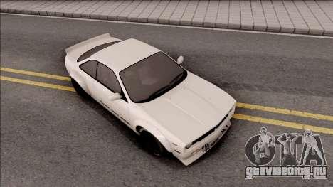Nissan Silvia S14 Pandem для GTA San Andreas вид справа