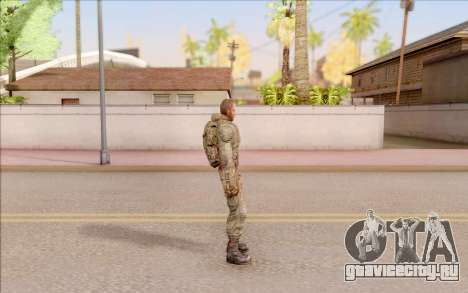 Крот из S.T.A.L.K.E.R. для GTA San Andreas четвёртый скриншот
