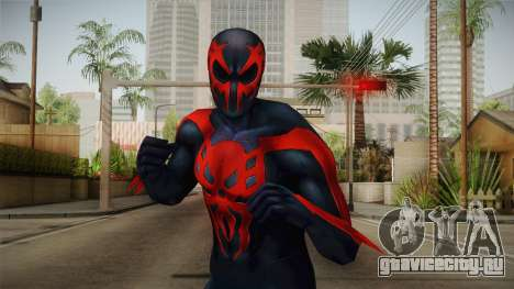 Marvel Future Fight - Spider-Man 2099 v2 для GTA San Andreas