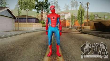 Spider-Man Homecoming - Spider-Man для GTA San Andreas второй скриншот