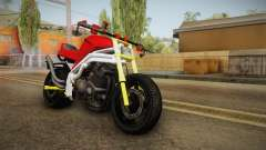 Honda CBR 1100CC Street Fighter Cipher