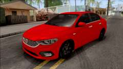 Fiat Tipo Netron Tuning для GTA San Andreas